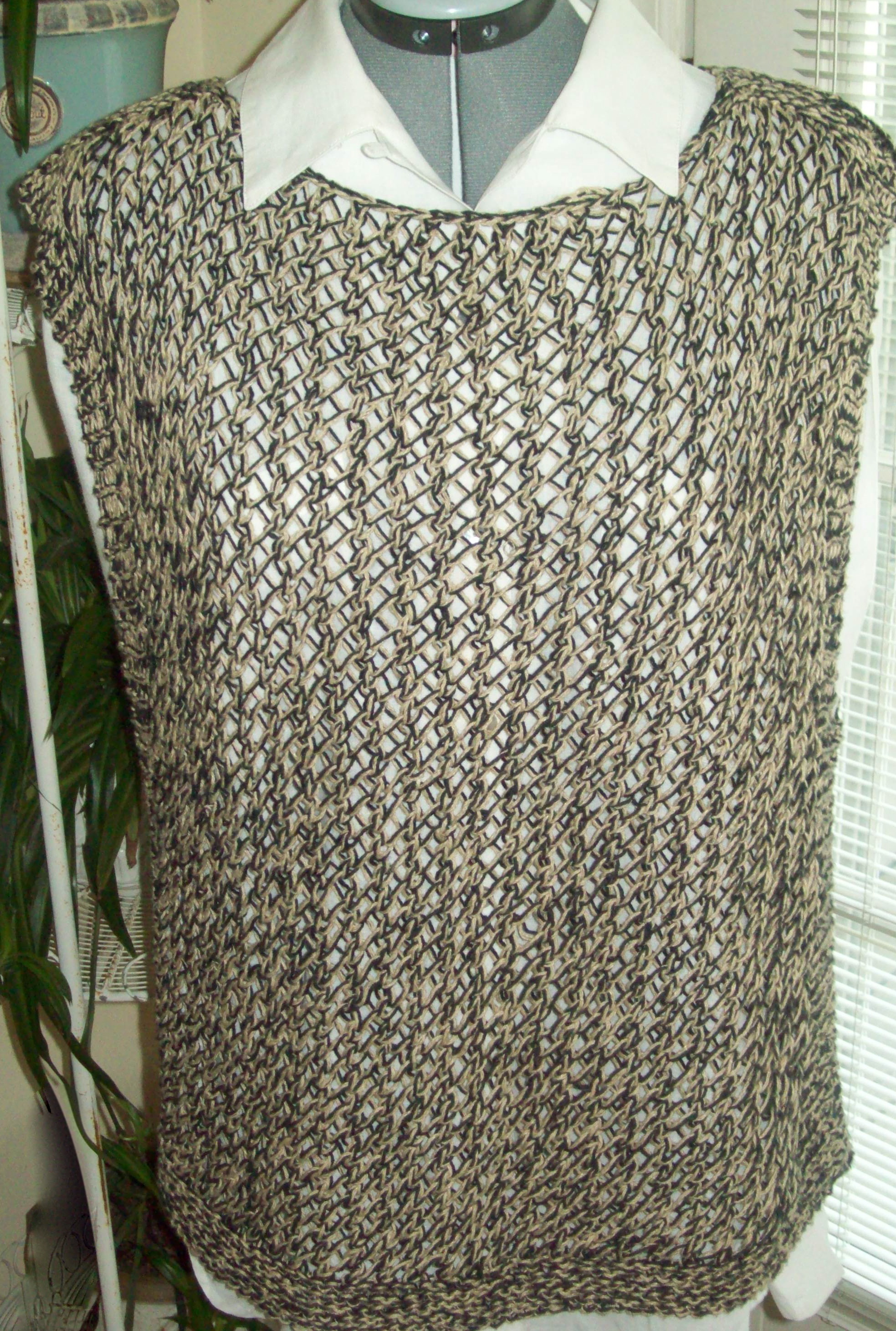 Knitting on the beach elegant knit pullover this quick knit pattern is created by holding two lightweight yarns together the elegant knit pullover has an open weave pattern with an easy to work bankloansurffo Images